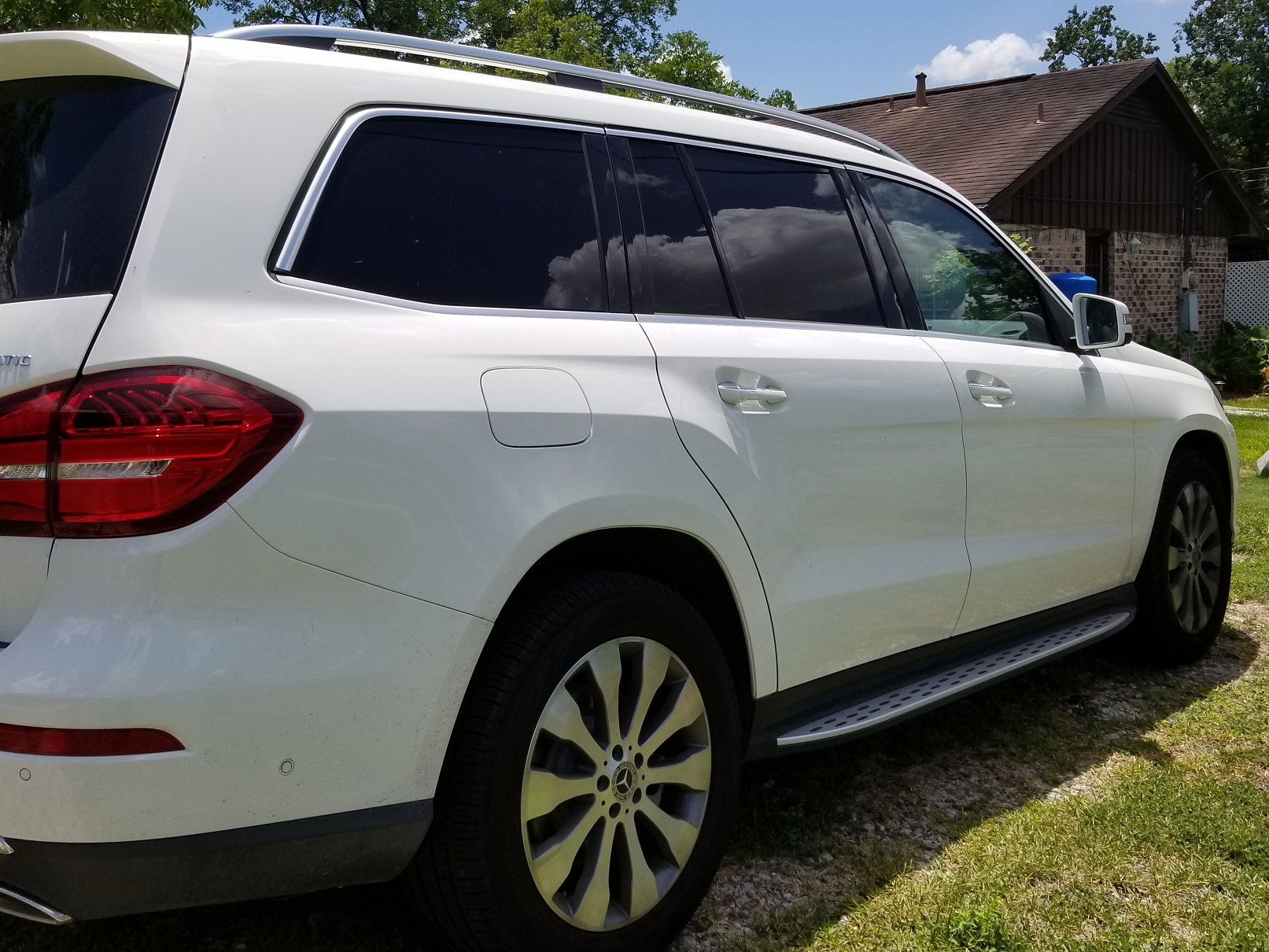 Mercedes benz gls lease transfer for Mercedes benz ml lease